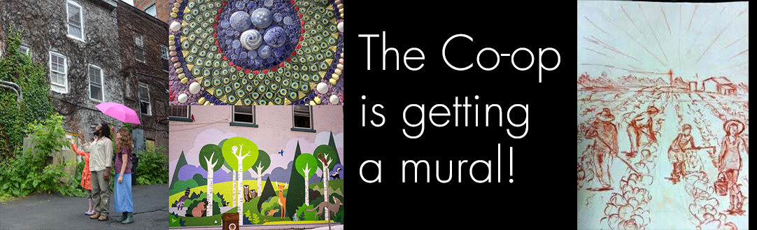 Co-op Mural Project