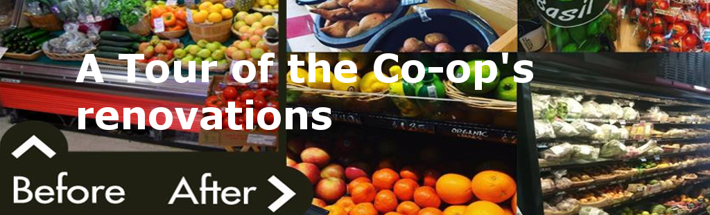 A Tour of the Co-op's Renovations