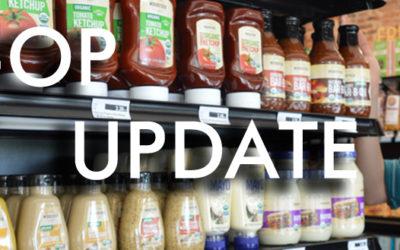 Co-op Update
